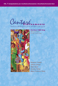 Cantaré Eternamente/For Ever I Will Sing  Vol. 1 [Choral/Guitar/Instrument Songbook]