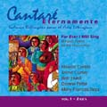 Cantaré Eternamente/For Ever I Will Sing Vol. 1 [Juego de 2-CDs]