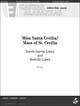 Misa Santa Cecilia/Mass of St. Cecilia [Guitar Accompaniment]
