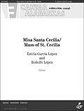 Misa Santa Cecilia/Mass of St. Cecilia [Acompañamiento Guitarra/Unísono]