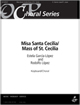 Misa Santa Cecilia/Mass of St. Cecilia [Choral Songbook]
