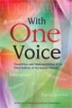 With One Voice [Book Softcover]