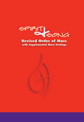 Spirit & Song Revised Order of Mass with Supplemental Mass Settings [Assembly Edition]