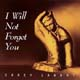 I Will Not Forget You 1 [CD]