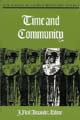 Time and Community [Book Softcover]