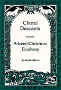 Choral Descants Vol. 6 [Choral Songbook]