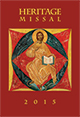 Heritage Missal Annual Subscription [Missal]