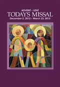 Today's Missal & Music Issue Annual Subscription [Missal]